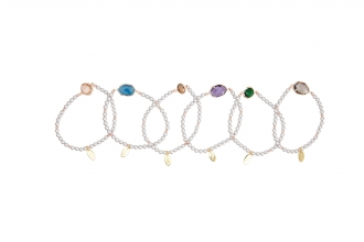 <h5>Kate pearl</h5><p>Material: Shell Perle, Crystal<br> Länge: ca. 18 cm<br></p>