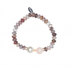 <h5>Bella</h5><p>Material: Shell Perle, Achat, Crystal<br></p>