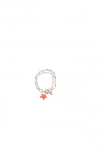 <h5>Darcy coral</h5><p>Material: Crystal, Resiny<br> Länge: ca.18cm<br></p>